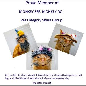 Pet Category Share Group